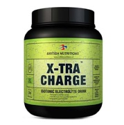 British Nutritions X-Tra Charge,  2.2 lb  Green Apple