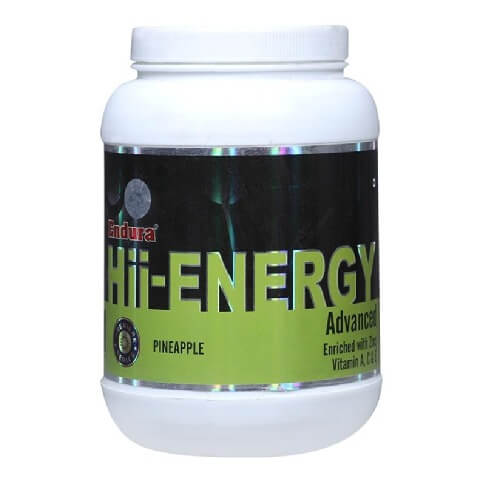 Endura Hii Energy,  2.2 lb  Pineapple