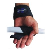 Vector X Weight Lifting Straps,  Black  Free Size