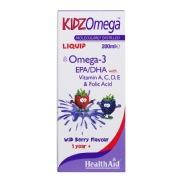 HealthAid Kidz Omega,  0.2 L