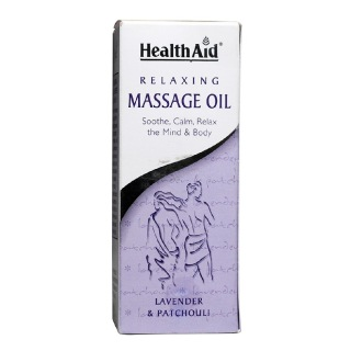HealthAid Relaxing Massage Oil,  150 ml  All Skin Types