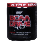 Nutrex BCAA Drive,  200 tablet(s)  Unflavoured
