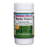 Herbal Hills Barley Grass,  60 tablet(s)  Unflavored