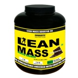 Euradite Nutrition Lean Mass Gainer,  Chocolate  6.6 Lb