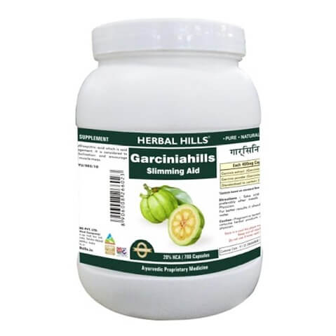 Herbal Hills Garciniahills Value Pack,  700 capsules