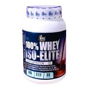 NRI Formulation 100% Iso Elite Whey Protein Isolate,  1.1 lb  Chocolate
