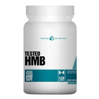 Tested Nutrition HMB,  120 capsules  Unflavoured