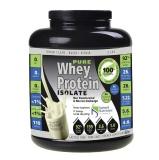 Summit Nutritions 100% Pure Whey Protein Isolate,  2 lb  Vanilla