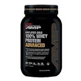 GNC Amp Gold 100% Whey Protein Adv,  1.96 Lb  Vanilla