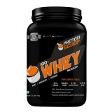 Protein Scoop 100% Whey,  2.2 Lb  Strawberry