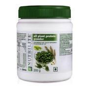 Amway Nutrilite All Plant Protein, 0.44 lb Unflavoured