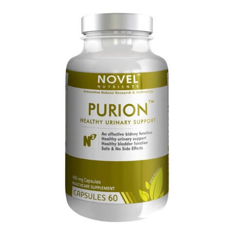 Novel Nutrients Purion (400mg),  60 capsules