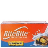 RiteBite Nutrition Bar,  36 Bar(s)  Krunch