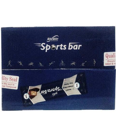 RiteBite Sports Bars,  24 bar(s)  Chocolate