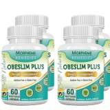 Morpheme Remedies Obeslim Plus (500mg),  4 Piece(s)/Pack  Unflavoured