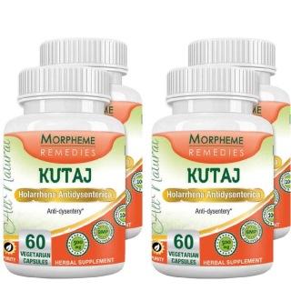 Morpheme Remedies Kutaj (500 mg),  4 Piece(s)/Pack
