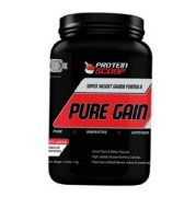 Protein Scoop Pure Gain,  Chocolate  2.2 lb