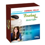 Herbal Hills Brahmi Plus Herbal Coffee,  100 G  Unflavoured