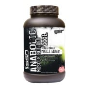 SSN Anabolic Muscle Builder XXXL,  2.2 lb  Strawberry