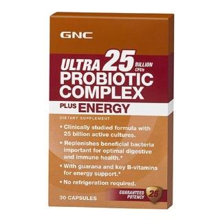 gnc ultra probiotic complex 25 30 capsules online in