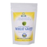 Soul Centric Organic Wheat Grass Powder,  Unflavoured  250 g
