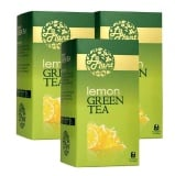 Laplant Green Tea & Lemon,  25 Piece(s)/Pack  Lemon(Pack Of 3)