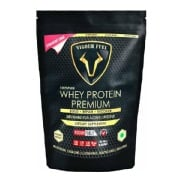 Vigour Fuel 100% Whey Protein Premium,  2 lb  Strawberry Shake