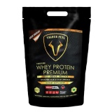 Vigour Fuel 100% Whey Protein Premium,  10 Lb  Dutch Chocolate