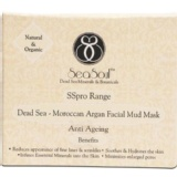 SeaSoul Dead Sea Argan Facial Mud Mask,  10 Ml  Anti Ageing