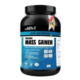 Gen-X Premium Mass Gainer,  Strawberry  2.2 Lb