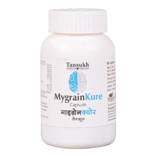 Tansukh Mygrain Kure,  60 capsules