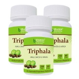 Bhumija Triphala (Pack Of Three),  60 Capsules