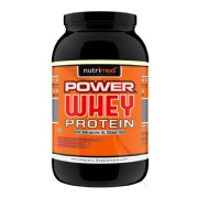 Nutrimed Power Whey Protein,  2 lb  Chocolate