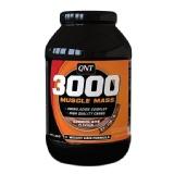 QNT Muscle Mass 3000,  Chocolate  9.9 Lb