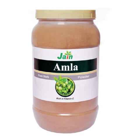 Jain Amla Powder (Pack of 2),  1 kg