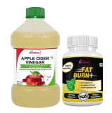 St.Botanica Apple Cider Vinegar + Fat Burn+,  2 Piece(s)/Pack  Unflavoured
