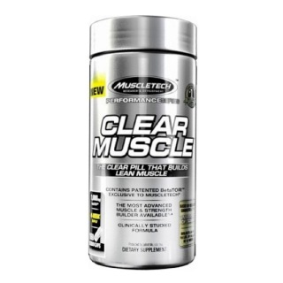 MuscleTech Clear Muscle,  168 capsules  Unflavoured