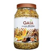 GAIA Muesli Real Fruit,  1 kg  Fruits