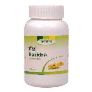 Tansukh Haridra,  60 capsules