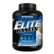 Dymatize Elite Casein,  4 lb  Smooth Vanilla