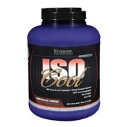 Ultimate Nutrition Iso Cool,  5 lb  Chocolate Creme