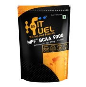 MyFitFuel MFF BCAA 5000,  0.55 lb  Unflavoured