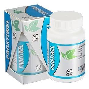 U Square Lifescience Prostiwel,  60 capsules