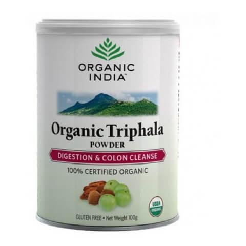 Organic India Triphala Powder,  100 g