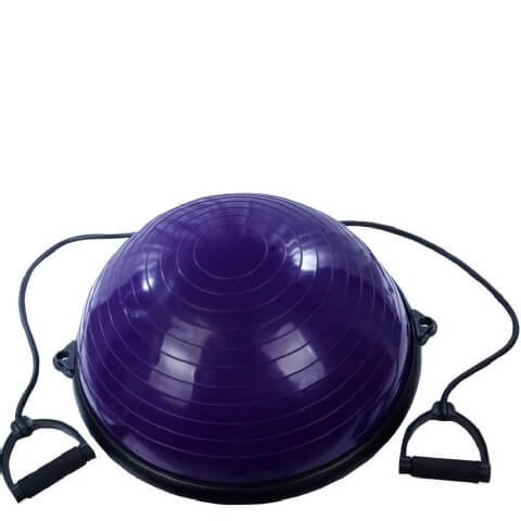 B Fit USA Bosu Ball,  Blue  58 cm