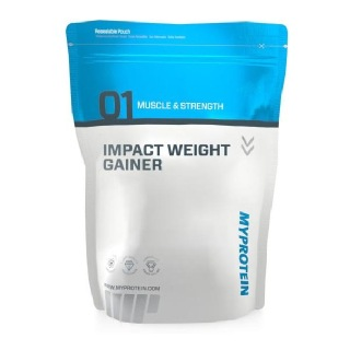 Myprotein Impact Weight Gainer,  5.5 lb  Chocolate Smooth