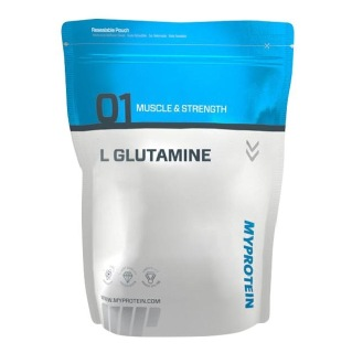 Myprotein L Glutamine Blue Raspberry,  0.55 lb  Unflavoured