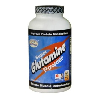 GDYNS Super Glutamine Power,  0.66 lb  Unflavored