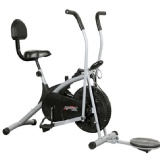 KS Healthcare Air Bike Stamina With Back Support & Twister