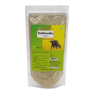Herbal Hills Yashtimadhu Powder,  1 kg